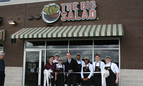 The Big Salad Opens Fifth Restaurant in Ann Arbor, Michigan