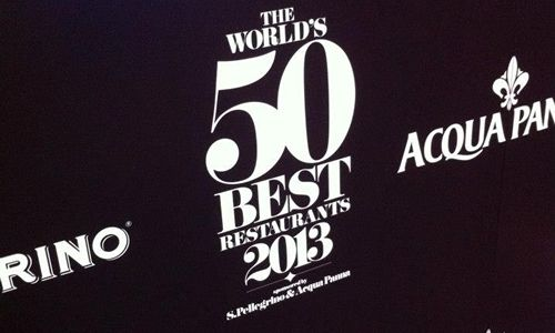 The World's 50 Best Restaurants Announced from London