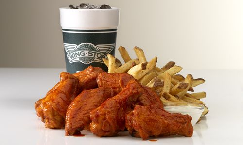 Wingstop Restaurants Singapore