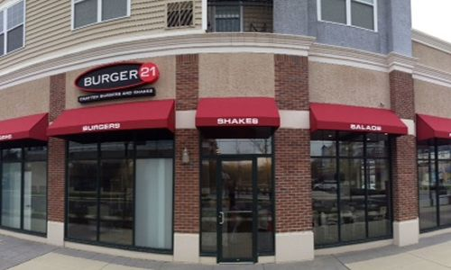 Burger 21 Expands Outside of Florida with First New Jersey Restaurant
