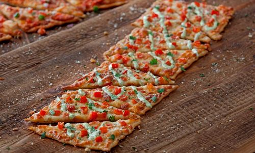 Chili's Shares the Big Flavors of New, Freshly-Baked Flatbreads with Largest Giveaway in 38-Year History