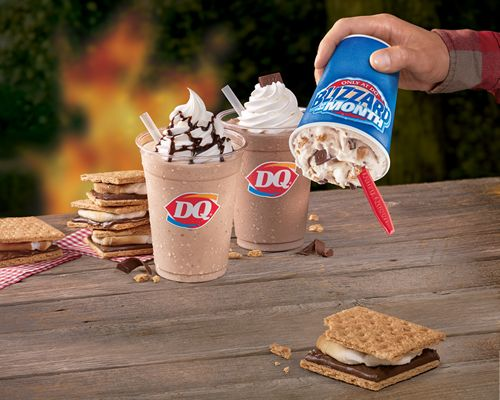 "Dairy Queen Restaurants Will Have Fans Coming Back for ""S'more"" this Summer"
