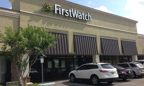 First Watch Opens Winter Park Restaurant