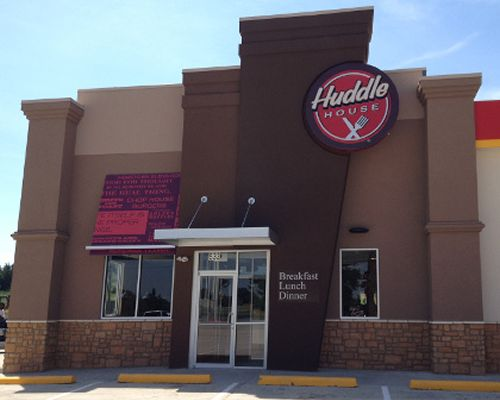 'Comforting' News: Huddle House Opens in Mount Vernon
