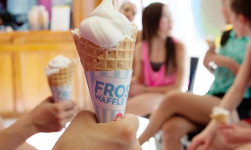 Improving on Perfection: Wendy's Frosty Waffle Cone