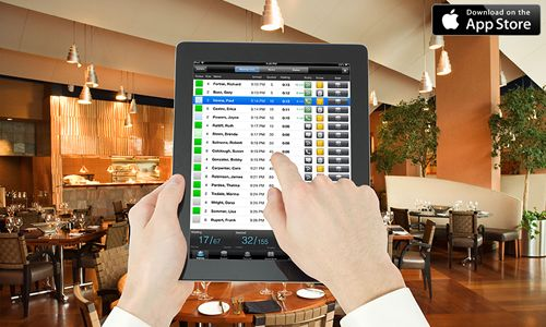 Industry Leader QSR Automations Debuts Innovative DineTime App for Effectively Organizing and Managing Waiting and Seated Guests with an iPad