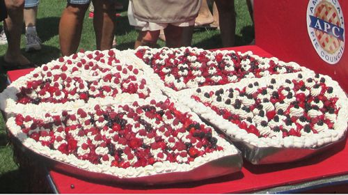 Legendary Baking Brings Home Record-Setting 65 Blue Ribbons from the American Pie Council National Pie Championships