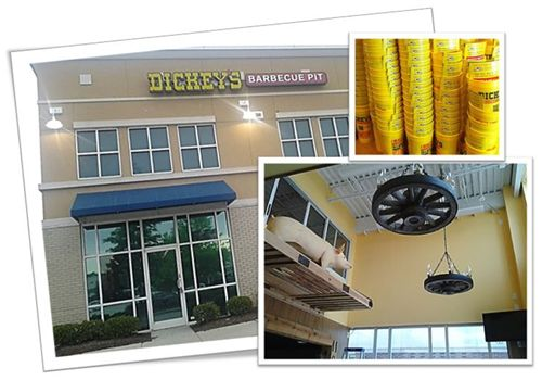 New Dickey's Barbecue Pit in Raleigh Opens