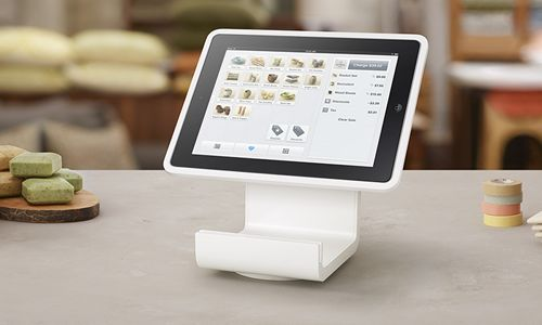 Square Reinvents the Register With Square Stand