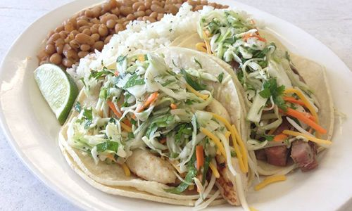 Wahoo's Fish Taco Introduces Citrus Slaw Taco