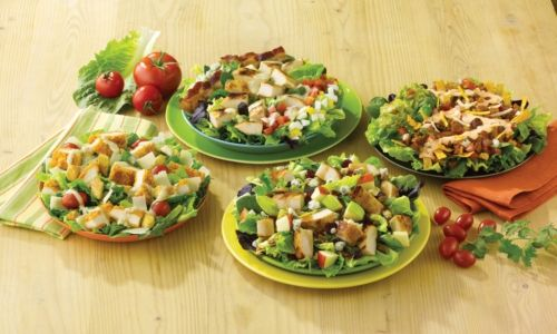Wendy's is Serious about Salads