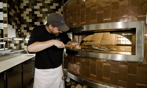 Brixx Wood Fired Pizza Open for Business in Downtown Athens