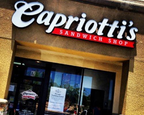 Capriotti's Sandwich Shop Continues Las Vegas Expansion