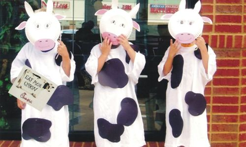 Chick-fil-A Cow Appreciation Day is Just a Moo-nth Away