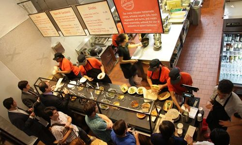 Chipotle Inks Deals for Additional ShopHouse Locations