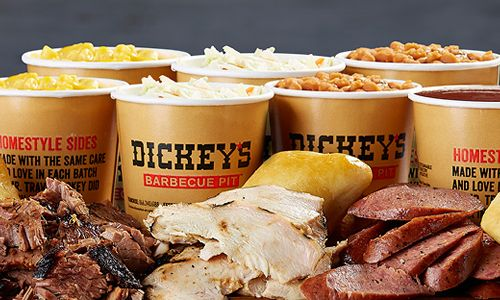 Dickey's Barbecue Offers Double Take Deal in July and August