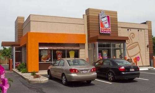 Dunkin' Donuts Unveils New Restaurant Design