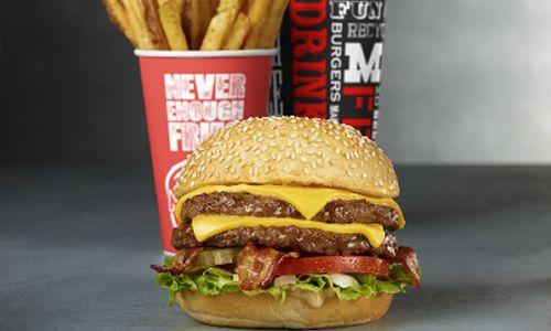 Burger Bonus: MOOYAH Burgers, Fries & Shakes Opens Second Restaurant in Frisco, TX