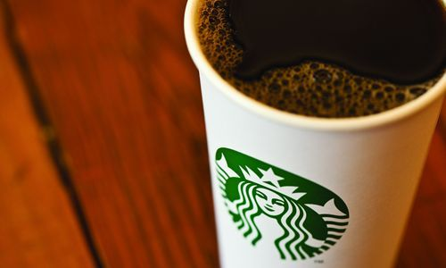 Starbucks Introduces Caloric Menu Board Labeling Nationwide