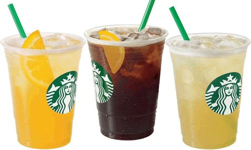 Starbucks Introduces New Refreshment Line-Up