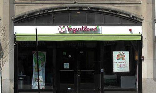 Yogurtland Opens First Location in Massachusetts