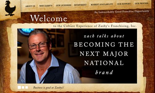 Zaxby's Franchising, Inc. Launches New Franchising Website at ZaxbysFranchising.com