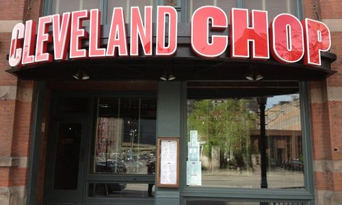 Cleveland Chop Sizzles as Hottest New Restaurant in Popular Cleveland Warehouse District