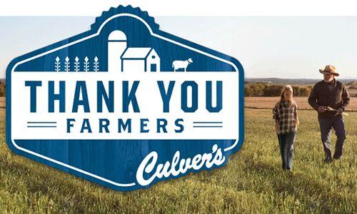 Culver 39 S To Thank American Farm Families Restaurant Magazine