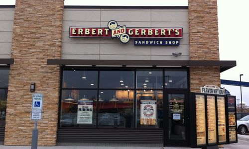 Erbert & Gerbert's Announces 'Making a Difference' Campaign
