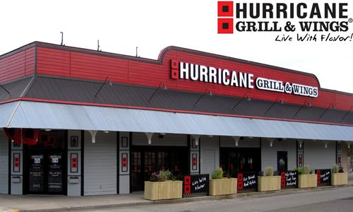 Hurricane Grill & Wings Opens Fifth Long Island Restaurant