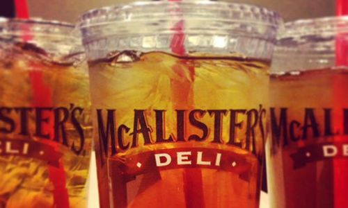 "McAlister's Deli Sweetens Up Summer With 5th Annual ""Free Tea Day"" On July 25"