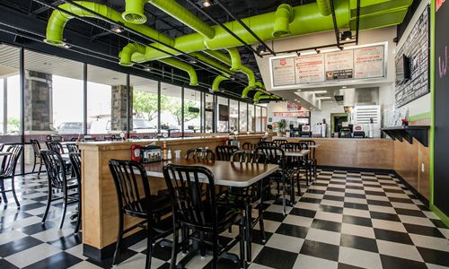 MOOYAH Burgers, Fries & Shakes Opens Restaurant in Sherman, Texas