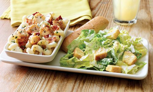 Applebee's Adds Honey Pepper Grill Menu Items to 2 for $20 Menu