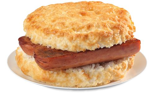 Bojangles' Brings Back Its Smoked Sausage Biscuit