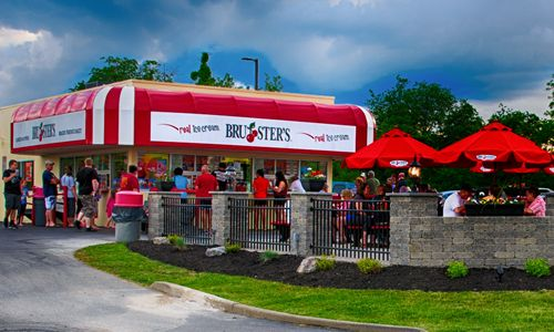 Bruster's Real Ice Cream Announces Winners of Franchise Makeover Contest