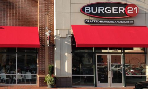 Burger 21 Announces Grand Opening of First Restaurant in North Carolina