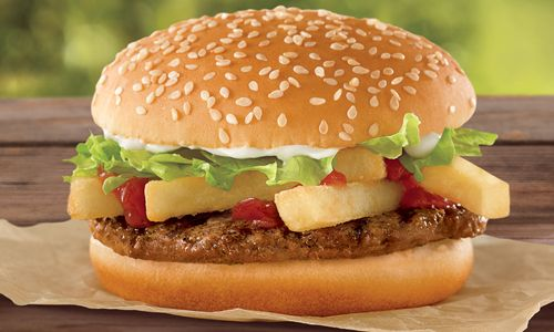 Burger King Introduces French Fry Burger, Fall Menu Items