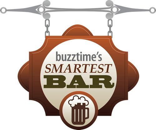 Buzztime to Crown North America's Smartest Bar this Monday