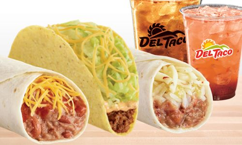 Del Taco Brings Back Free Wednesdays