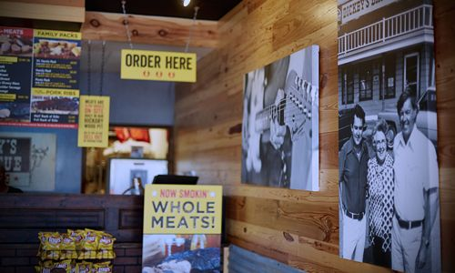 Dickey's Introduces New Menu Boards and Modern Rustic Interior Nationwide
