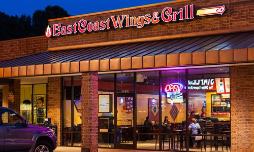 East Coast Wings & Grill Takes Off with New On-the-Go Model