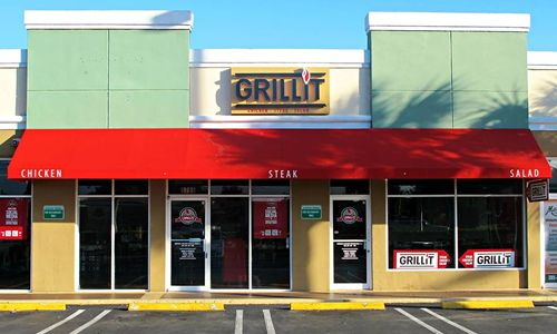 Fast-Casual Startup GrilliT is Off to Red-Hot Start