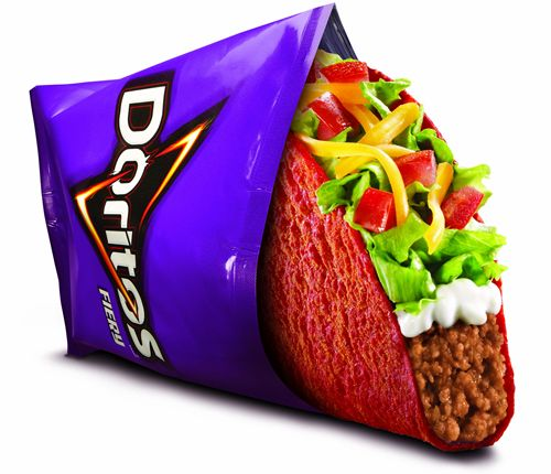 Fiery Doritos Locos Tacos to Heat up Taco Bell Restaurants August 22