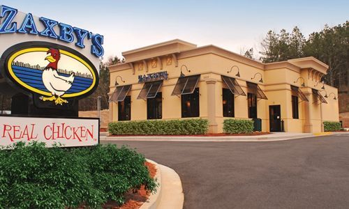 Louisville's Third Zaxby's Hatches Monday, August 26