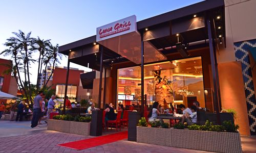 Luna Grill and Commerce National Bank Form Strategic Partnership