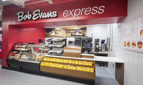 "New ""Bob Evans Express"" Concept Launched"