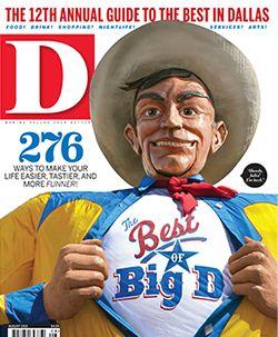 Paciugo Wins D Magazine's Readers' Choice for Best Ice Cream/Gelato in Dallas … Again