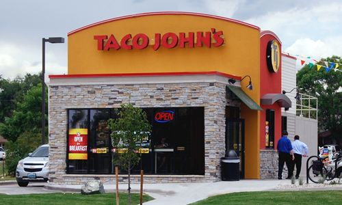Taco John's Tests New Restaurant Design to Trim Operator Costs