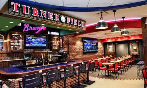 The Atlanta Braves Partner with Goldberg's Deli to Open Atlanta Braves All-Star Grill at Hartsfield Jackson International Airport