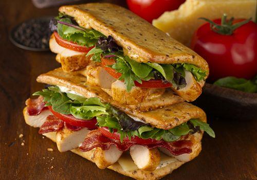 Wendy's Flatbread Grilled Chicken Sandwiches Return and Reward Fans